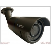 ColorsIT CTAHD05-B1342B 1.3MP, 960P/720P, 42 LED, 3.6mm, Bullet Metal AHD Güvenlik Kamerası