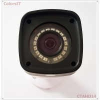 ColorsIT CTAHD14-B2018B 2.0MP, 1080P/960P, 18 LED, 3.6mm Bullet AHD Güvenlik Kamerası