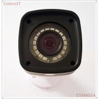 ColorsIT CTAHD14-B2018B 2.0MP, 1080P/960P, 18 LED, 3.6mm Bullet AHD Güvenlik Kamerası